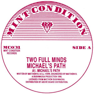Two Full Minds - Michael's Path