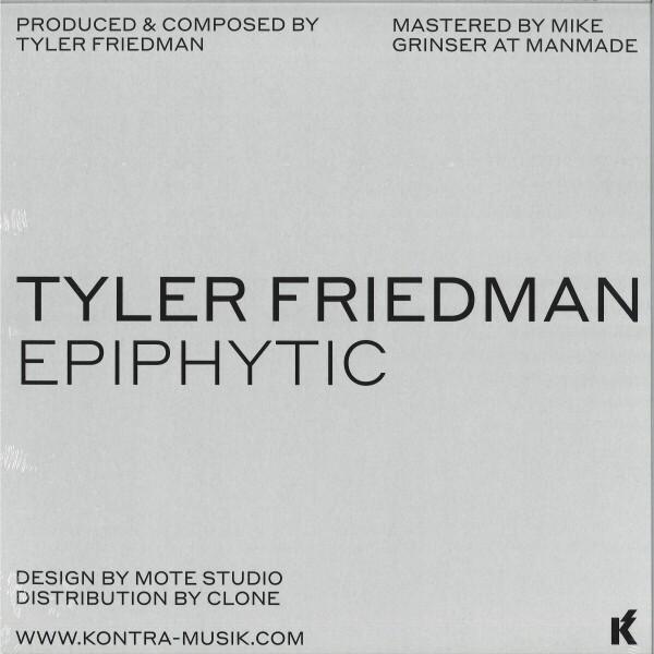 Tyler Friedman - Epiphytic (Back)