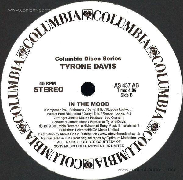 Tyrone Davis - Get On Up (disco)