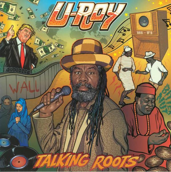 U Roy - Talking Roots
