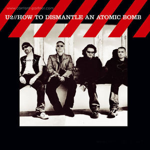 U2 - How To Dismantle An Atomic Bomb (LP Repress)