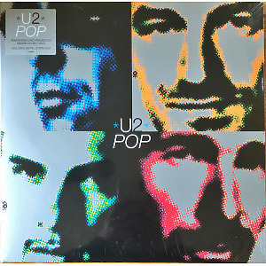 U2 - Pop (Remastered 2017) (2LP)