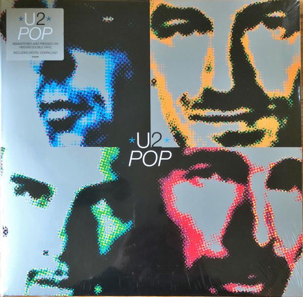 U2 - Pop (Remastered 2017) (2LP)