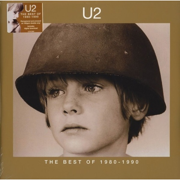 U2 - The Best Of 1980-1990 (Remastered 180g 2LP)