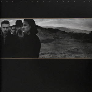 U2 - The Joshua Tree (2LP) (Back)