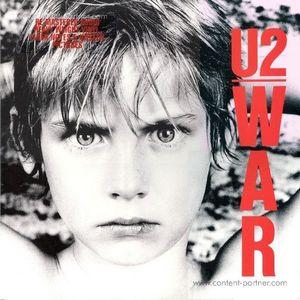 U2 - War (Black Vinyl)