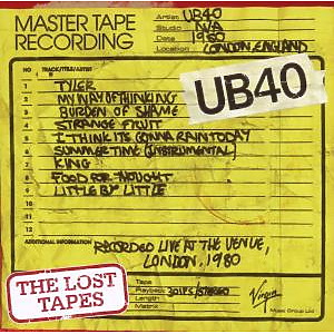 UB40 - The Lost Tapes