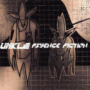 UNKLE - Psyence Fiction (2LP Repress)