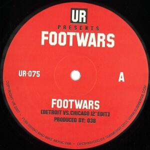 UR - Footwards