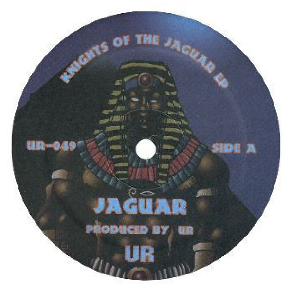 UR - Knights Of The Jaguar EP