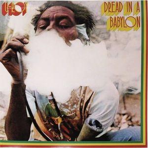U-Roy - Dread In A Babylon (LP)