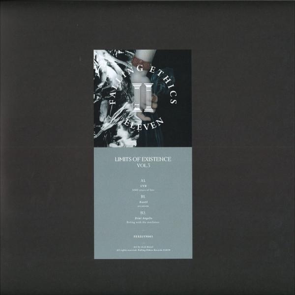 UVB / Kastil / Dimi Angelis - Limits Of Existence Vol.3