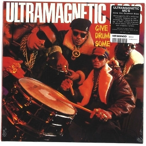"Ultramagnetic MC's - Give The Drummer Some (7"" Reissue)"