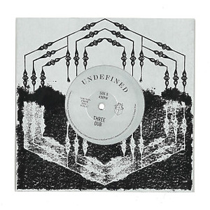 Undefined feat. Rider Shafique - Three / Three Dub [7 inch Vinyl]