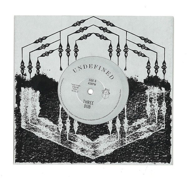 Undefined feat. Rider Shafique - Three / Three Dub [7 inch Vinyl]
