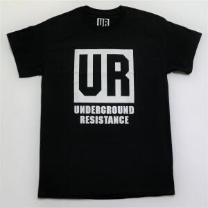 Underground Resistance - Logo Tee (L)