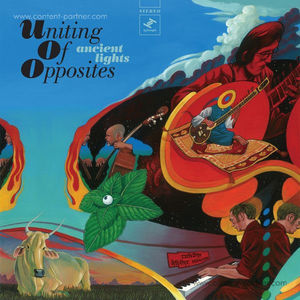 Uniting Of Opposites - Ancient Lights (LP+MP3)