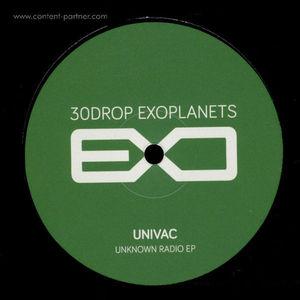 Univac - Unknown Radio EP (Zyklus Remix)