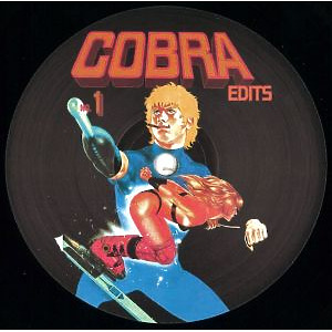 Unknown Artist - Cobra Edits Vol. 1 (Repress)