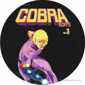 Unknown Artist - Cobra Edits Vol. 3