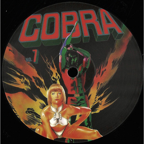 Unknown Artist - Cobra Edits Vol. 7