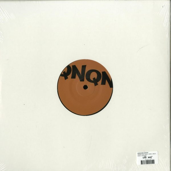 Unknown Artist - QNQN 2643 (180G / VINYL ONLY) (Back)