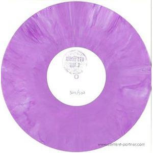 Unknown Artists - Vibes Ltd Vol.7 - Limited Coloured Vinyl