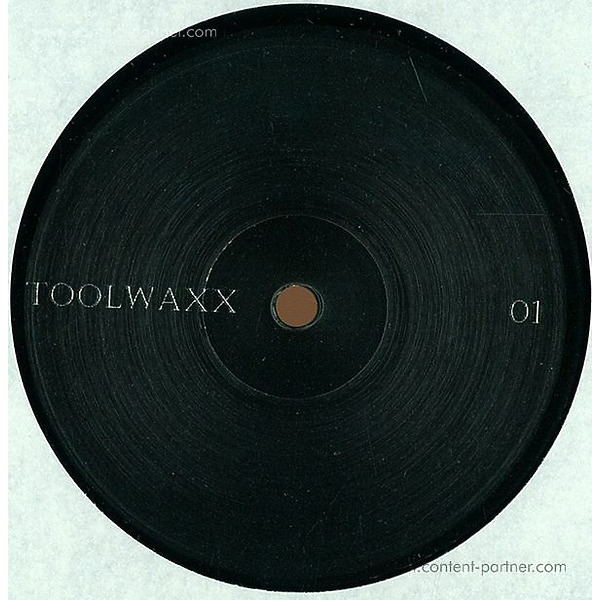Unknown - Toolwaxx 1 (Vinyl Only) (Back)