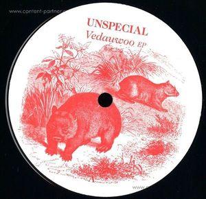 Unspecial - Veauwoo EP