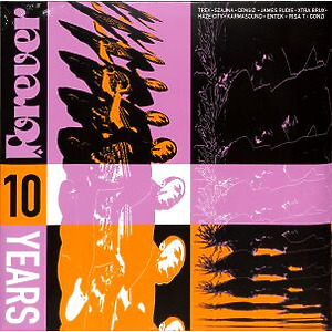 V/A - VARIOUS ARTISTS - FOREVER - 10 YEARS