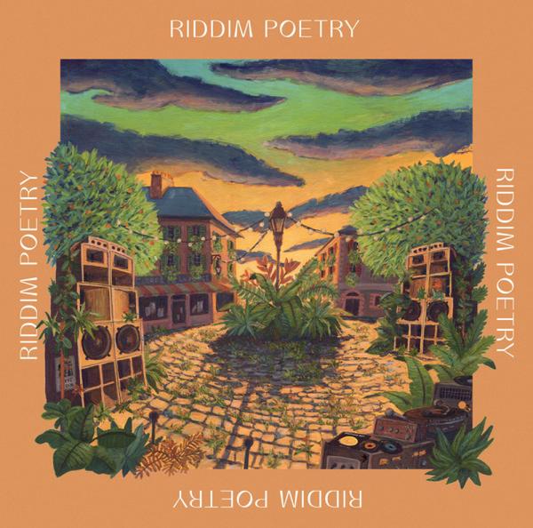 V/A - VARIOUS ARTISTS - RIDDIM POETRY