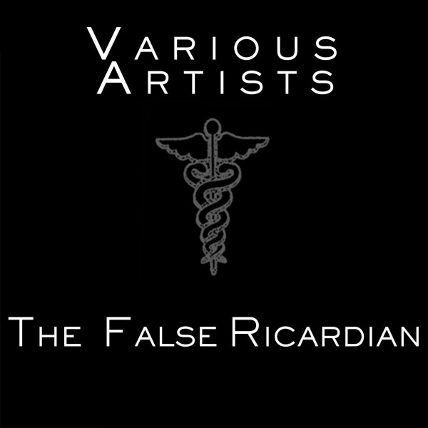 V.A. (Janne Tavi, Argy, Jerome Sydenham) - The False Ricardian EP