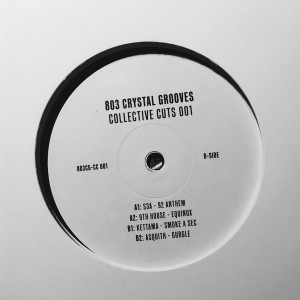 V.A. (S3A, 9th House, Kettama, Asquith) - Collective Cuts 001