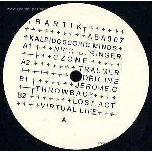 V/A (Traumer, Nick Beringer, Jerome .c, Lost Act) - Kaleidoscopic Minds