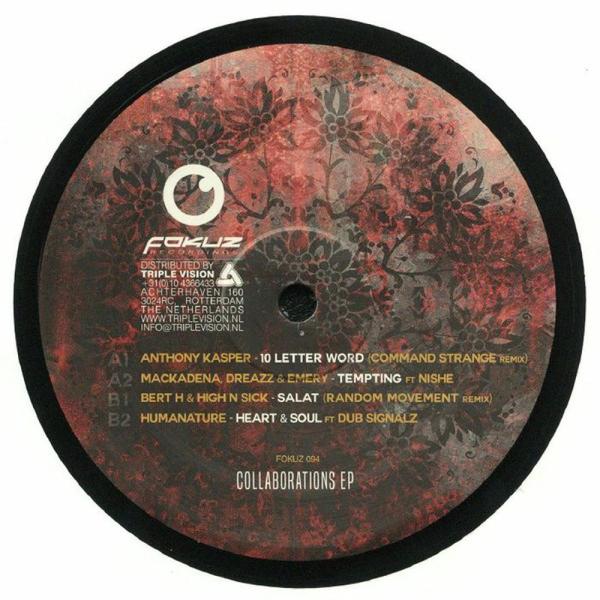 VA - Collaborations EP