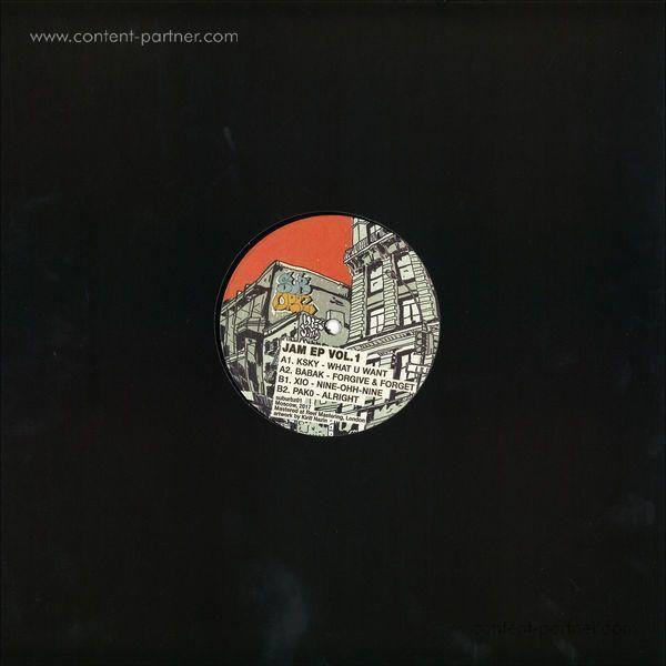 VA - Jam EP (Back)