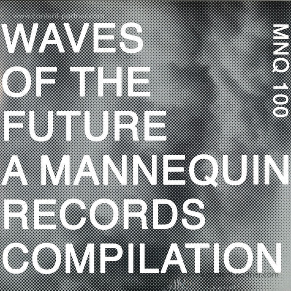 VA - Waves of the Future Compilation (Back)