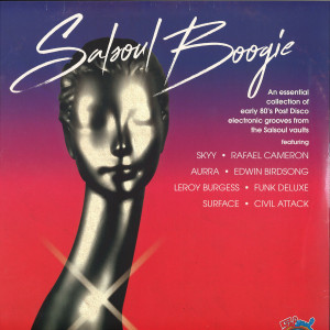 VARIOUS ARTISTS (SKYY, RAFAEL CAMERON, SURFACE & M - SALSOUL BOOGIE