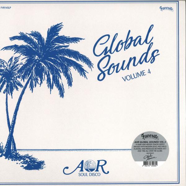 VARIOUS ARTISTS - AOR GLOBAL SOUNDS VOL 4: 1977-1986