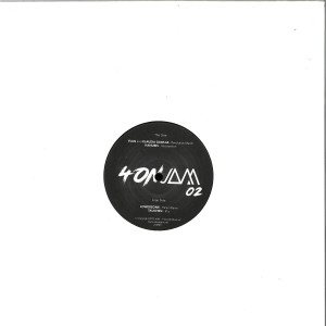 VARIOUS ARTISTS - FOUR ON JAM 02 (Back)