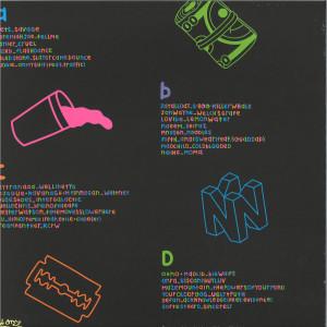 VARIOUS ARTISTS - GANG$TER MUSIC VOL. 1 (Back)