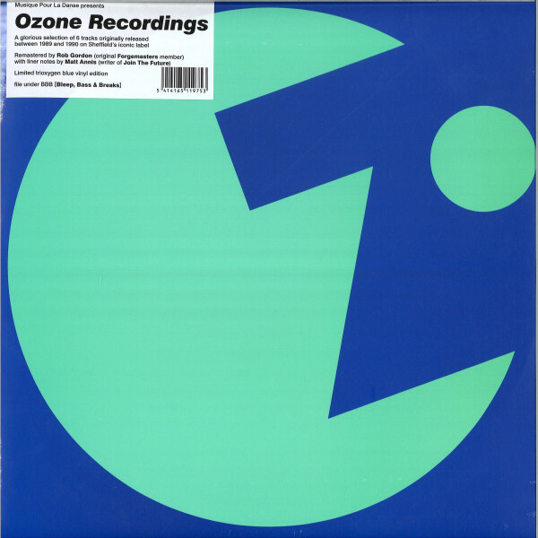 VARIOUS ARTISTS - OZONE