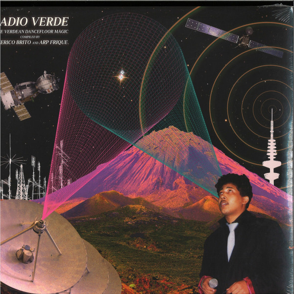 VARIOUS ARTISTS - RADIO VERDE (COMPILED BY AMERICO BRITO AND ARP FRI