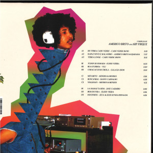 VARIOUS ARTISTS - RADIO VERDE (COMPILED BY AMERICO BRITO AND ARP FRI (Back)