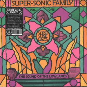 VARIOUS ARTISTS - SUPER-SONIC FAMILY