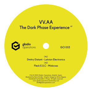 VARIOUS ARTISTS - THE DARK PHASE EXPERIENCE EP