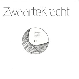 VARIOUS ARTISTS - ZWAARTEKRACHT 1