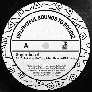VARIOUS - DELIGHTFUL SOUNDS TO BOOGIE 001 (INCL. PRINS THOMA