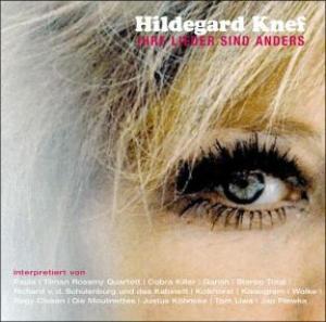 VARIOUS - Hildegard Knef-Ihre Lieder sind anders