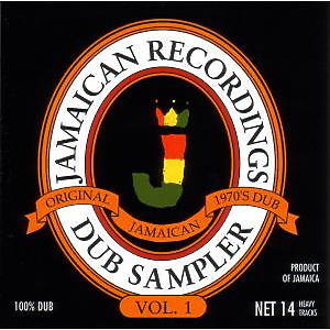 VARIOUS - Jamaican Recordings-Dub Sampler 1